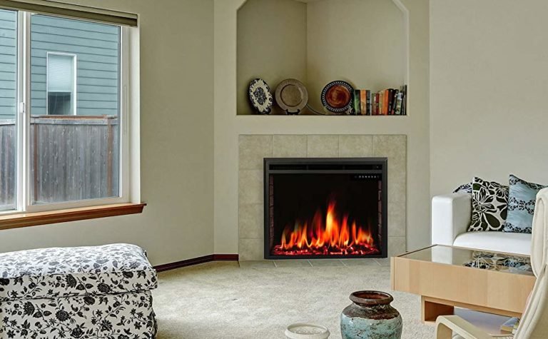 12 Best Electric Fireplace: Expert Ratings & Reviews
