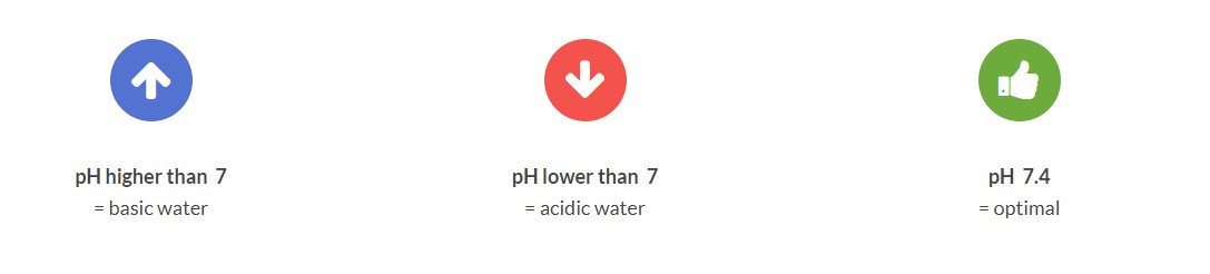 water ph level
