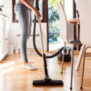 Image of a best bagless canister vacuum cleaner