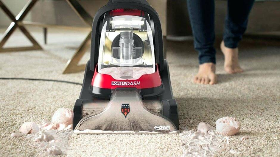 best hoover carpet cleaner
