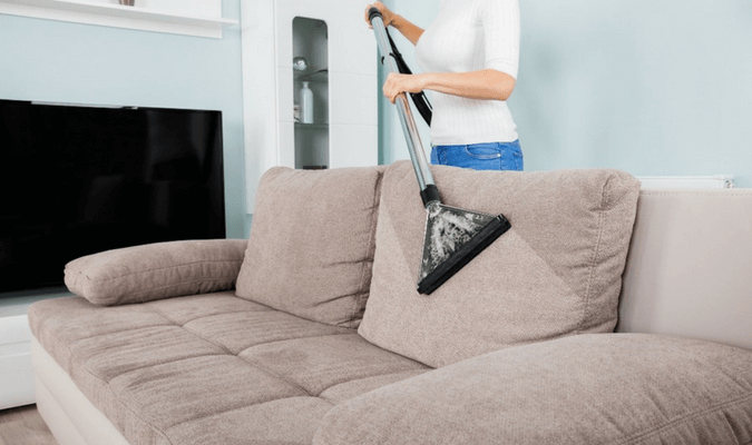 How To Clean Fabric Sofa And Upholstery