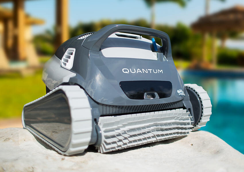 best above ground pool vacuum robot