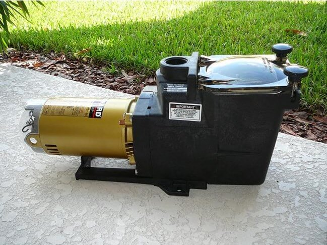 Selecting the best above ground pool pump