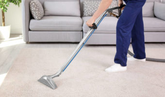best carpet steam cleaner