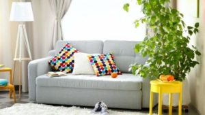 how to steam clean couch and upholstery