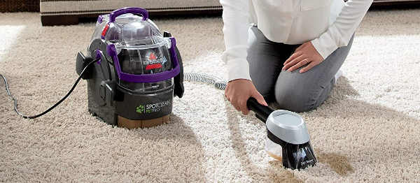 Remove Lipstick Stains From Carpet By Using A Carpet Cleaner
