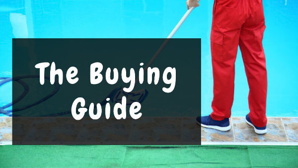 above ground pool vacuum buying guide
